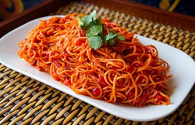 Chilli Garlic Noodle